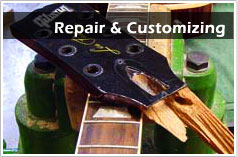 Service Customizing en Reparatie
