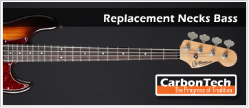 Replacement Necks Bass