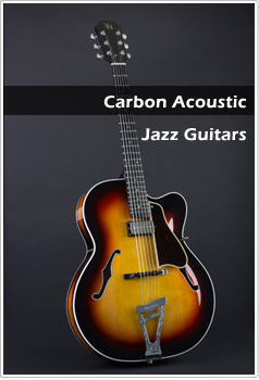 Carbon Acoustic Jazz Guitars
